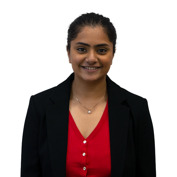 A photo of Shaili Desai, Trainee Solicitor at Streeter Marshall Solicitors